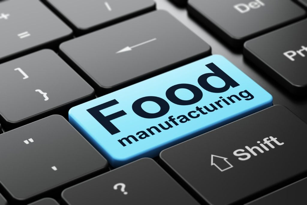 Food Manufacturing - WRS Solutions