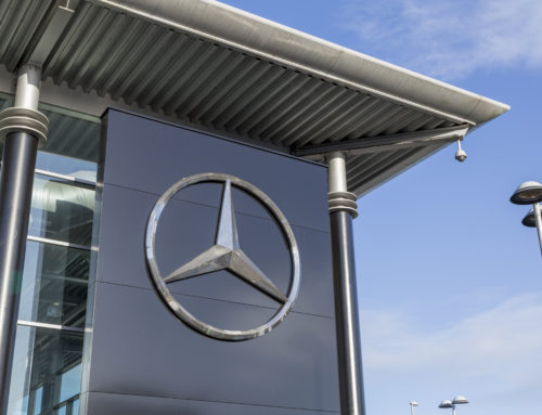 Celebrating Working With The Worlds Largest Mercedes-Benz Retailer LSH Auto